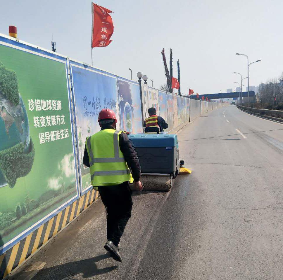 项目欣赏——郑州一建工程