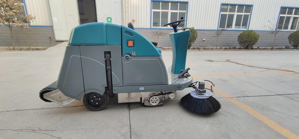 扫地拖地两用,清晨雨扫拖一体车会是扫地车的发展方向吗?