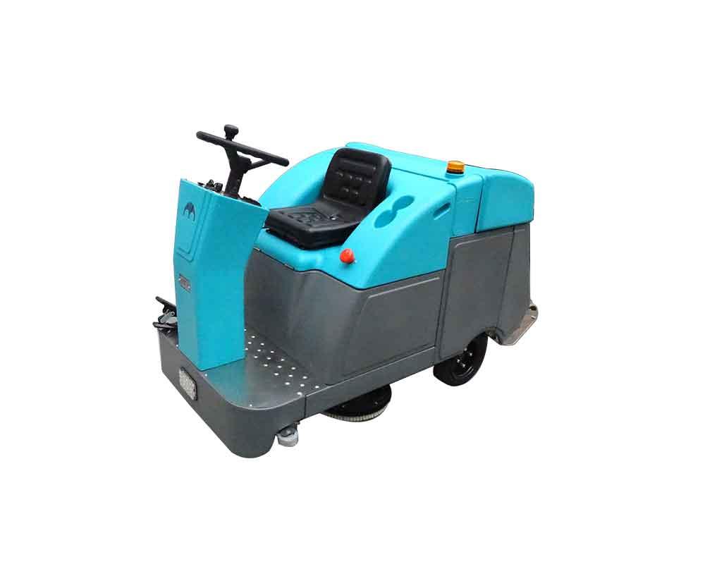 QT-800A驾驶式拖地车