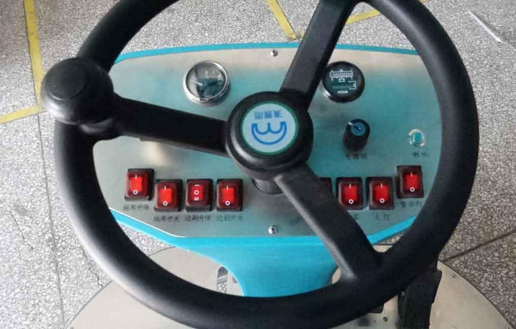 QT-600A驾驶式拖地车