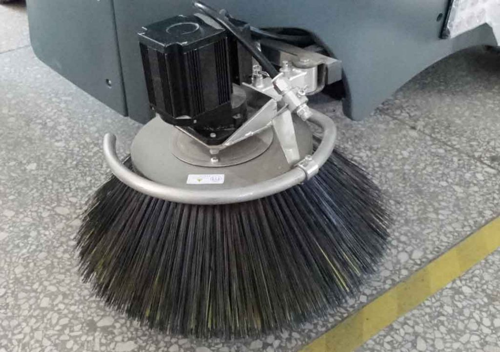 全自动洗地机