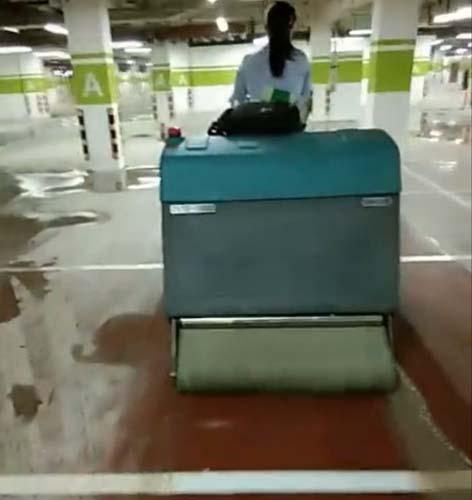 安徽洗地机哪个厂家好