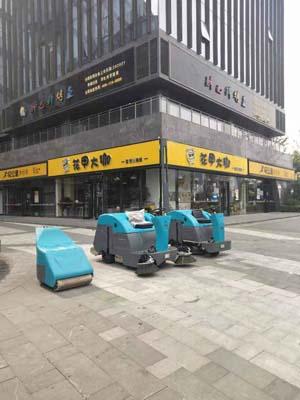 北京洗地车价格行情