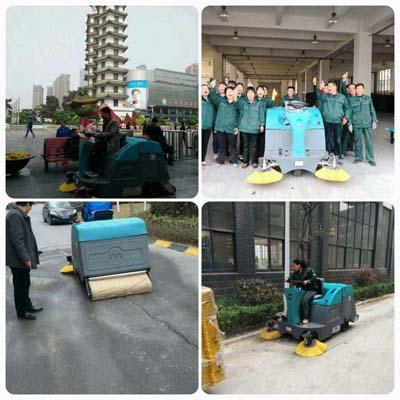 安庆工业扫地车找哪家