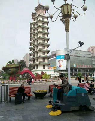 安庆全自动洗地机市场走向