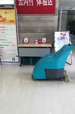 安康工业扫地车品牌