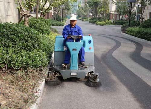安阳电动扫地车经销商