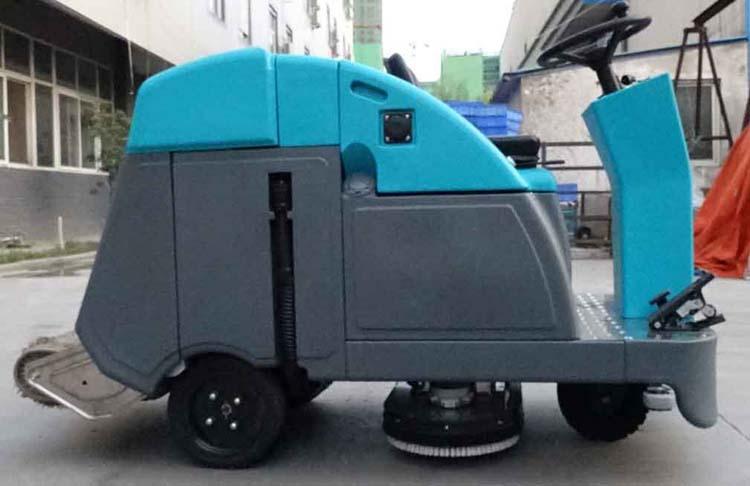 阿拉善驾驶式洗地机哪个厂家好