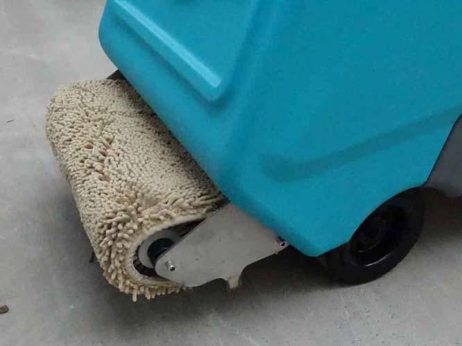 白山驾驶式洗地机怎么样