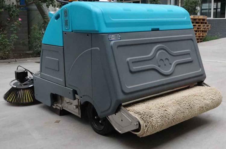 包头驾驶式洗地机的价格