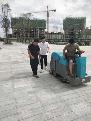 亳州全自动洗地机行情