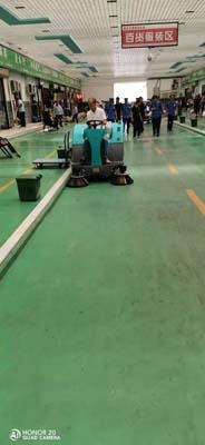 博尔塔拉工业扫地车厂家批发