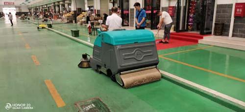 博尔塔拉电动扫地车厂家供货