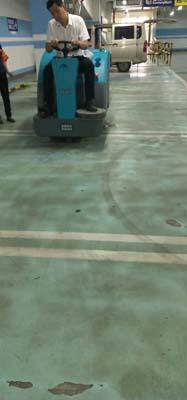 博尔塔拉驾驶式洗地机厂商出售