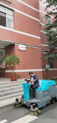 沧州大型洗地机多少钱