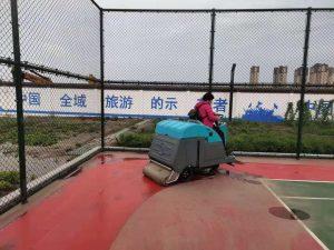 郴州电动扫地车供应
