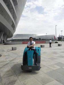 滁州驾驶式洗地机牌子