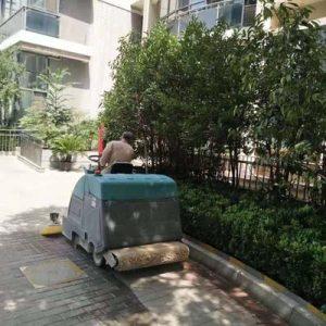 郑州洗地机的用途