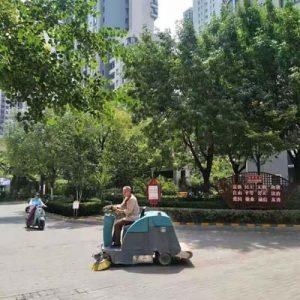 郑州大型洗地机行情价格