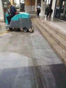 大同驾驶式洗地机厂家供应
