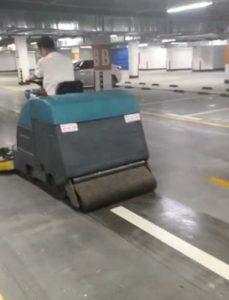 抚州驾驶式拖地车市场走向