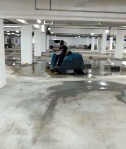 抚州驾驶式洗地机批发价
