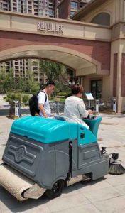赣州大型洗地机销售