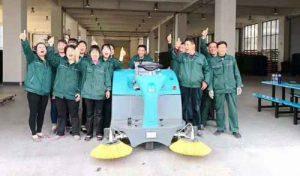 迪庆驾驶式洗地机厂商出售