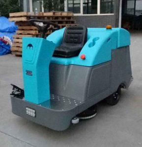 时代趋势的诞生—电动扫地车