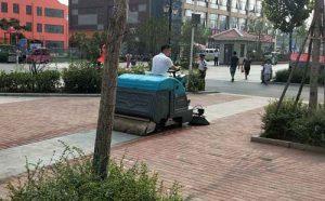 广东工业扫地车厂家价格