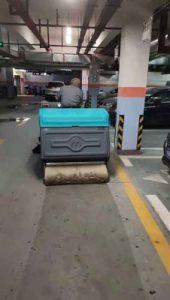 广西电动扫地车市场走向