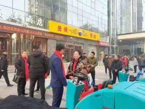 广州驾驶式拖地车价格