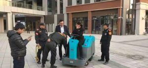 广州洗地车价格行情