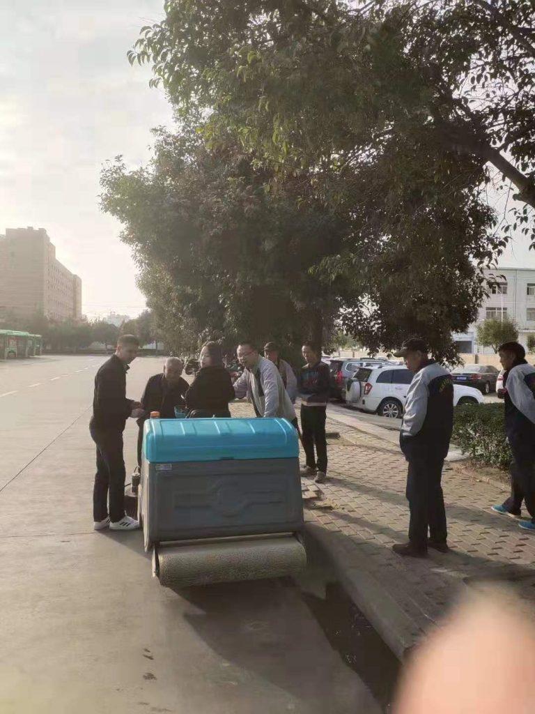 沧州洗地车厂家批发