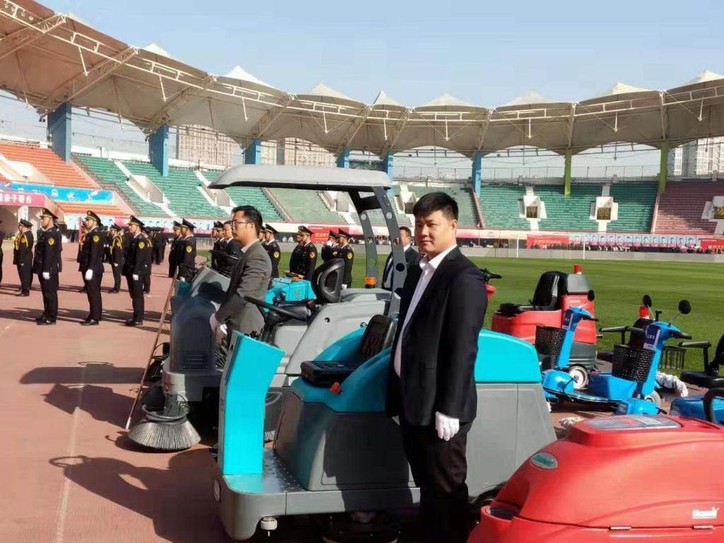 黑龙江洗地车厂家供货