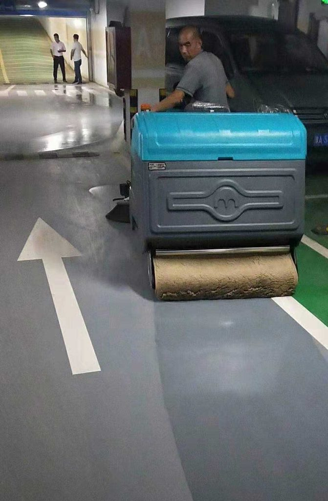 益阳洗地车生产厂家