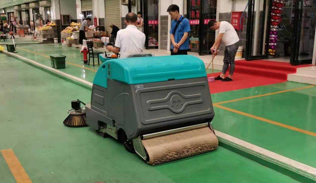 大兴安岭驾驶式拖地车哪个厂家好