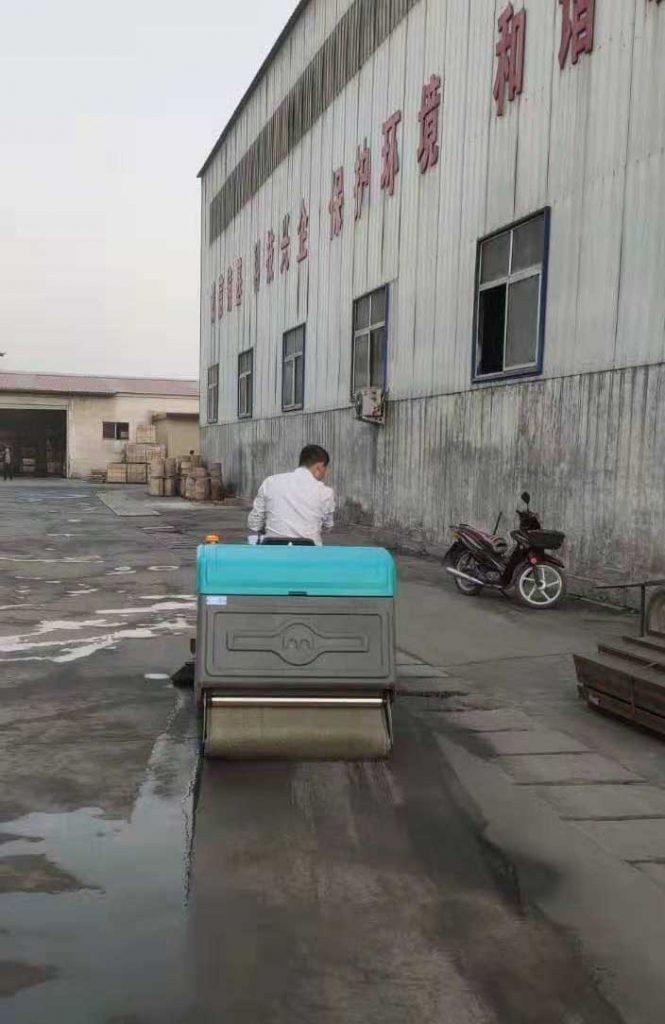 武汉洗地车经销商