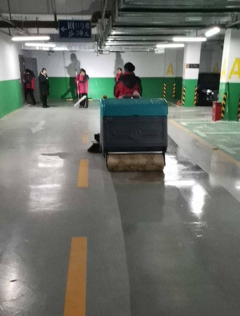 潍坊洗地车厂家供应