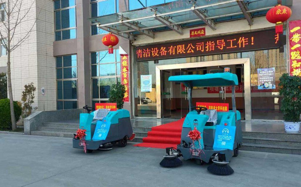 荆州洗地车找哪家