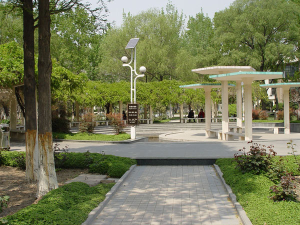 郑州轻工业大学校园5
