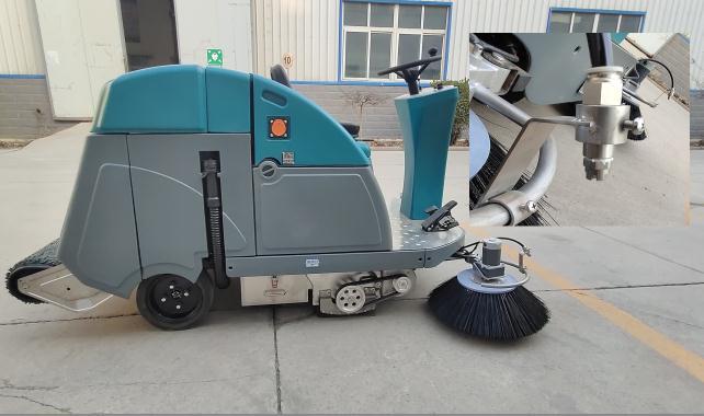 永威物业大半数小区都在用的清晨雨拖地车,90%清除污垢,颜值高,超显档次,一车多用,物业必备!