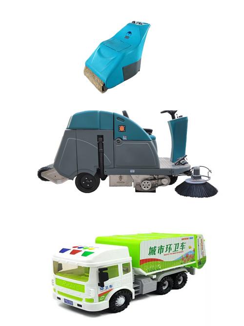如何正确的选择清洁设备?绿地花语城的案例也许会告诉您答案。