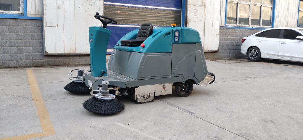 清晨雨扫地车拖地功能怎么用,扫拖一体新体验