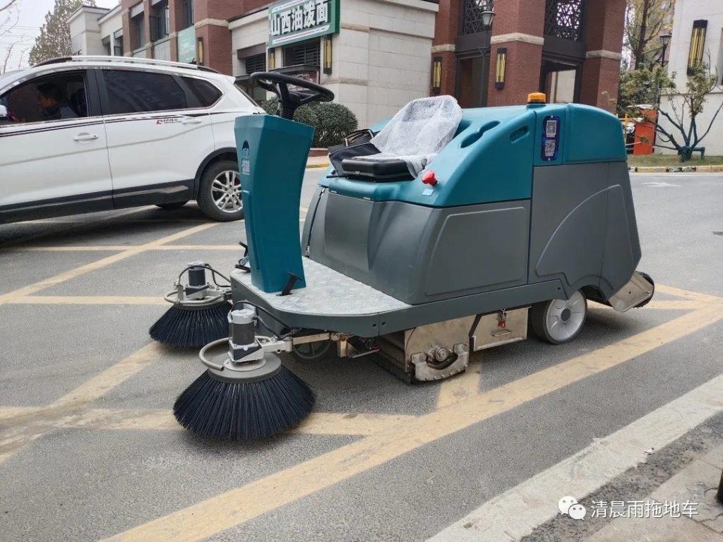 清晨雨扫地车的原理是什么?清晨雨扫地车都有哪些特点?