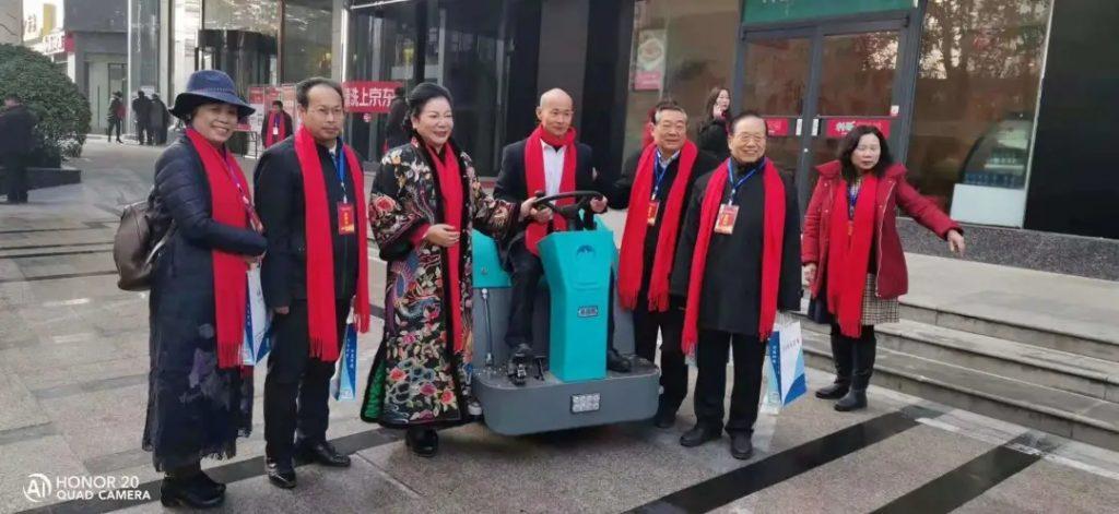 清晨雨员工风采 专访赵建党——年龄没有界限,我的坚持会让你们看见