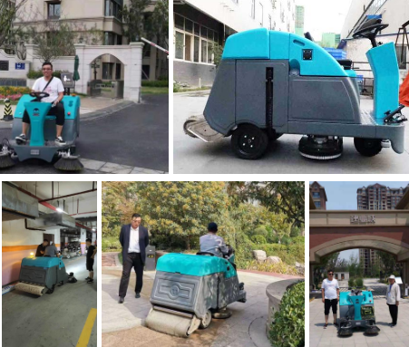 清晨雨:驾驶式扫地车有哪些优势,使用过程中有什么注意事项?