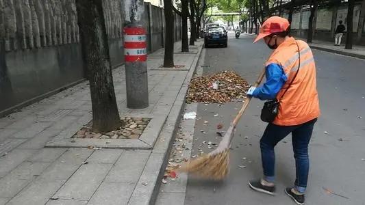 当清洁服务遇上清晨雨扫拖一体车,一切都变得如此简单