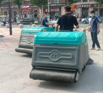 清晨雨:为什么电动扫地车可以为清洁服务解决行业痛点