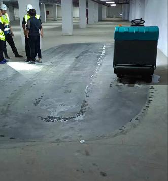 """小型环卫电动扫地车哪个牌子好,清晨雨多功能扫拖一体机是个""""宝"""""""
